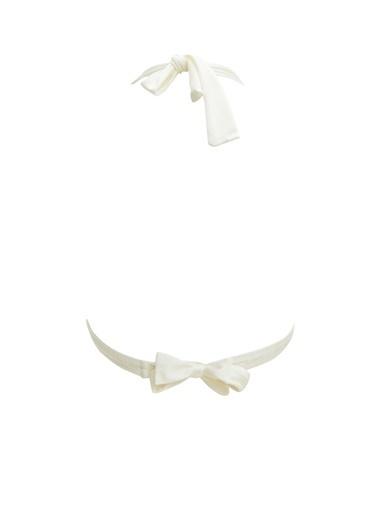DeFacto Bikini Üst Beyaz